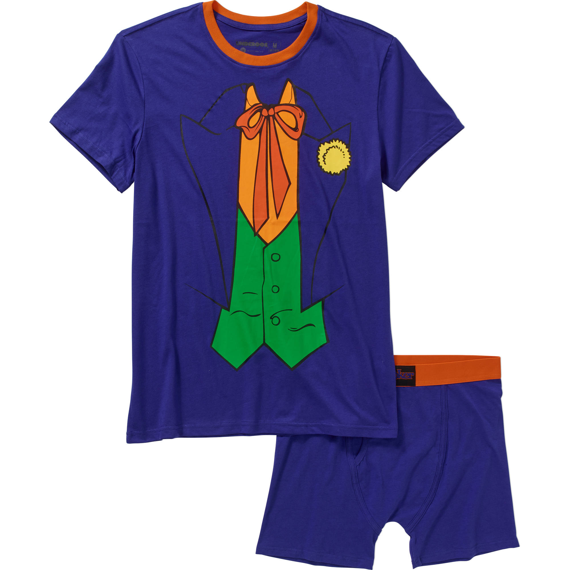 Joker Men's Underoos Underwear Set