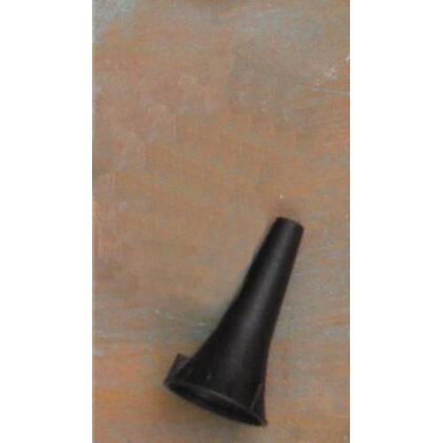 Ear Speculum Plastic Black 4.25 mm Disposable