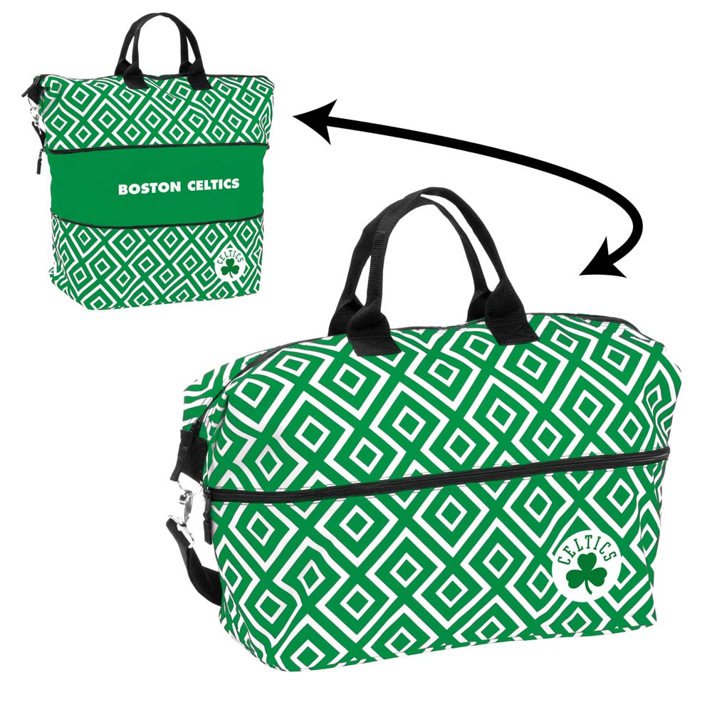Boston Celtics Expandable Tote