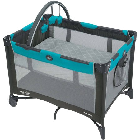 graco pack 39 n play on the go playard finch. Black Bedroom Furniture Sets. Home Design Ideas