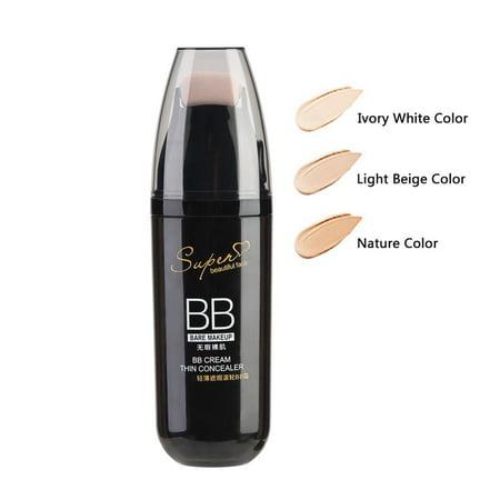 HURRISE BIOAQUA Scrolling Roller Air Cushion BB Cream Waterproof Concealer Face Makeup Cosmetics, Makeup Base, Waterproof Concealer