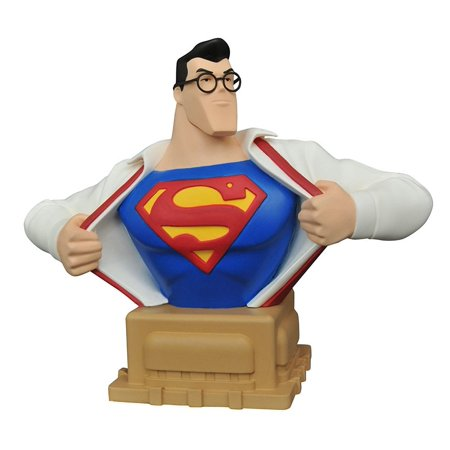 Superman Clark Kent Resin - Superman Clark Kent