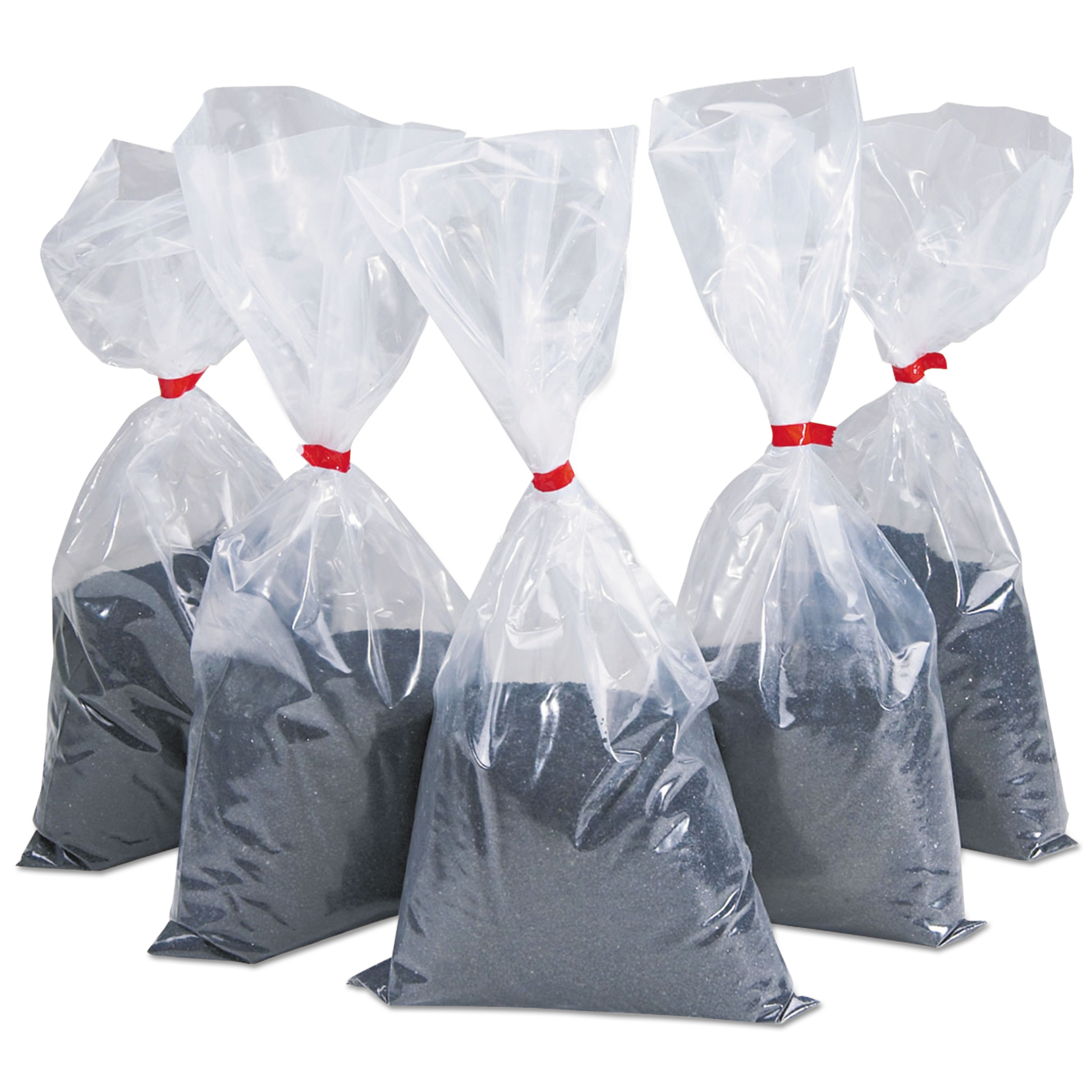 Rubbermaid Commercial Urn Sand Bag, Black, 1 Pack (Quantity)
