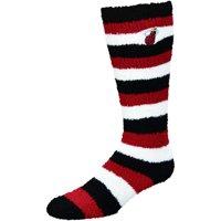Miami Heat Women's Pro Stripe Sleep Soft Tube Socks - Lad 9-11