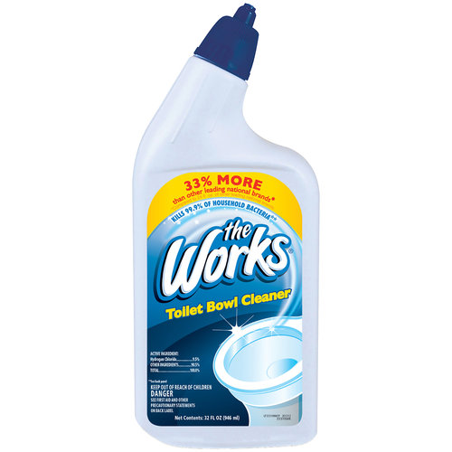 The Works Toilet Bowl Cleaner, 32 fl oz