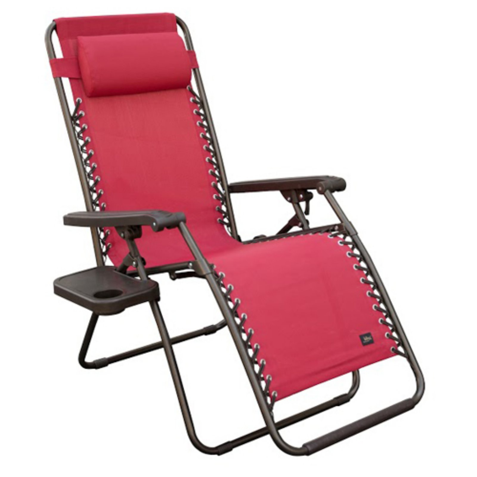 Bliss Gravity-Free Lounger with Pillow