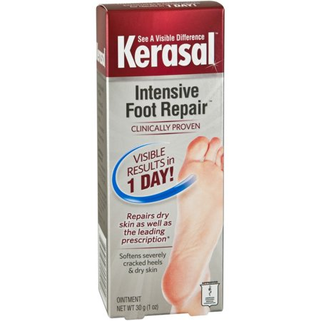 Kerasal Intensive Foot Repair Ointment 1 oz