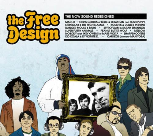 Free Design - Now Sound Redesigned [CD]