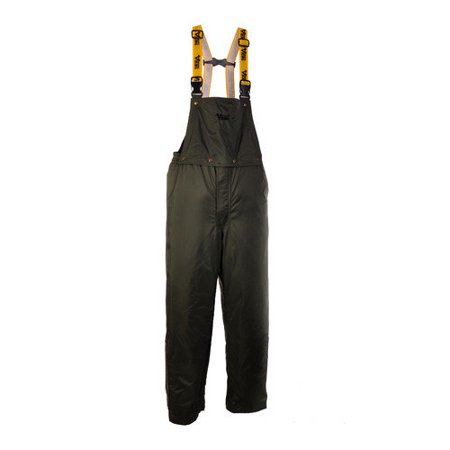 - Big Men's Journeyman 420D Heavy Duty Rain Bib Pants