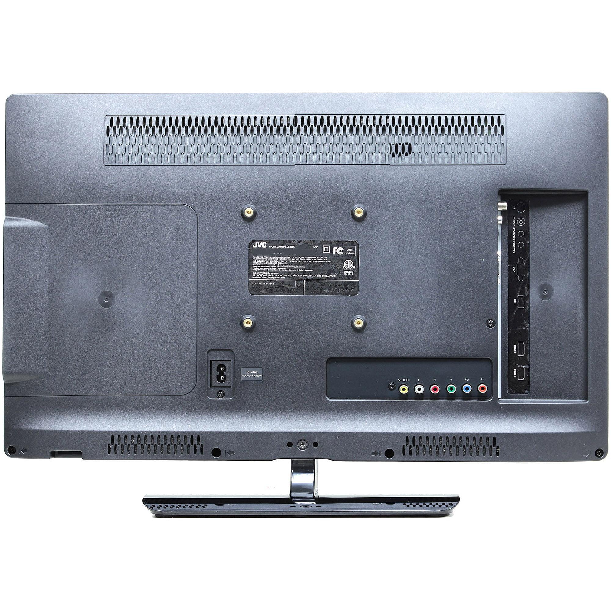 """JVC LT-19EM74 19"""" 720p 60Hz LED HDTV"""
