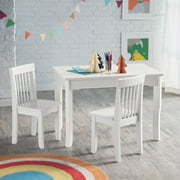 Lipper Mystic Table and Chair Set - White