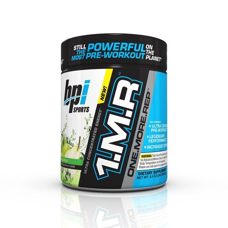 BPI Sports 1MR preworkout énergie, Apple poire, 8,5 Oz