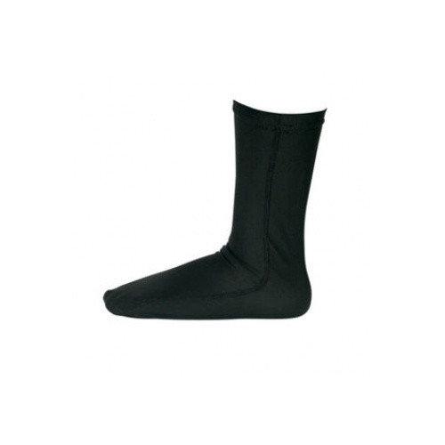 Neosport Polyolefin Socks in Black/One Size Fits All