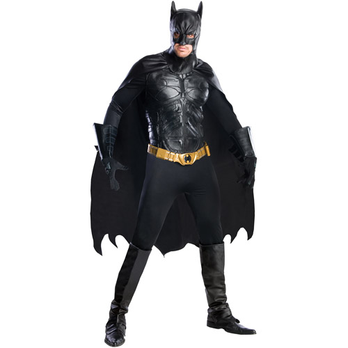 Batman Grand Heritage Adult Halloween Costume, Size: Men's - One Size