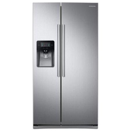 Samsung 24.5cuft Side By Side Refrigerator