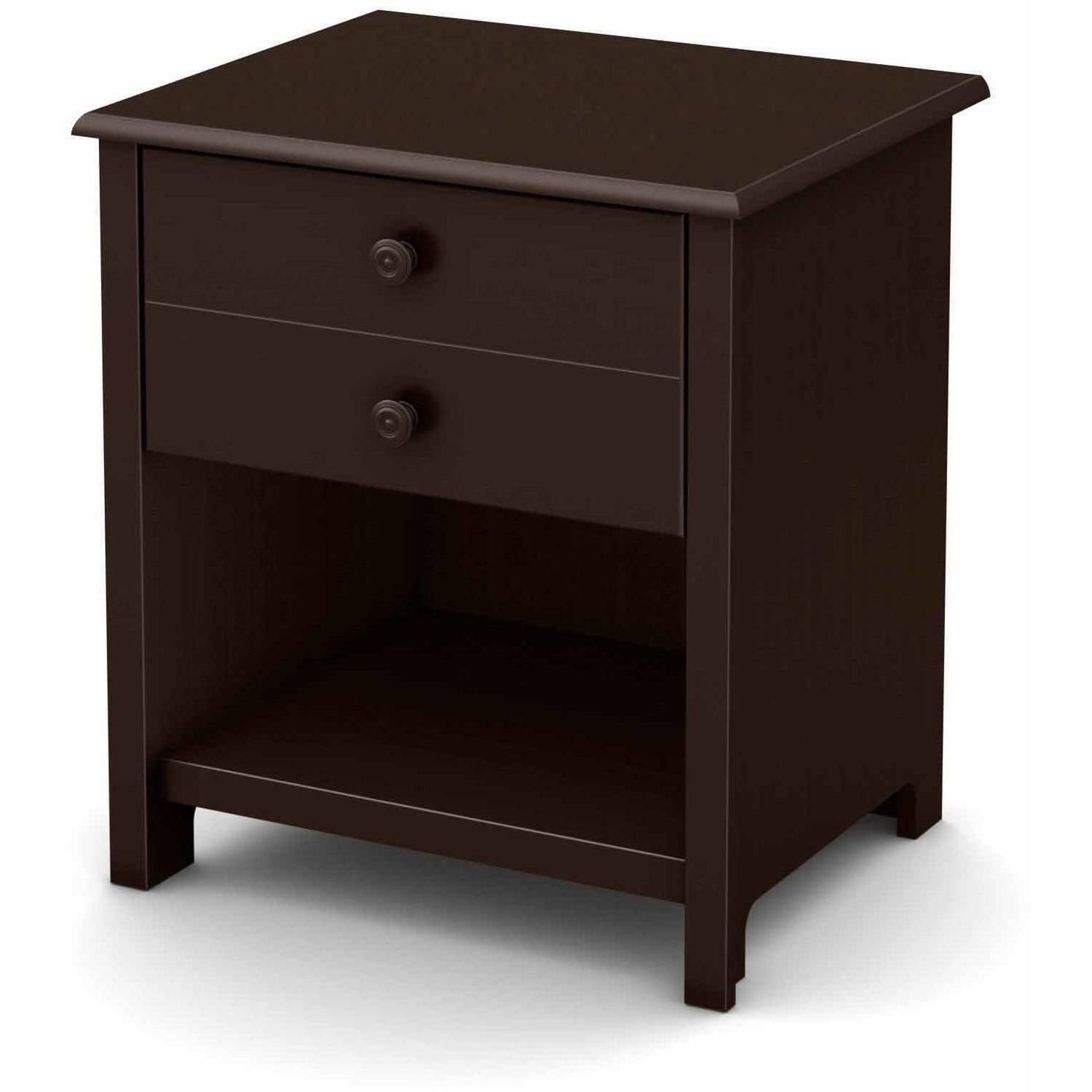South Shore Little Smileys 1-Drawer Nightstand, Multiple Finishes