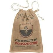 Now Designs Kitchen Burlap Potato Sack
