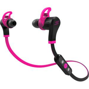SMS Audio SYNC by 50 Pink Wireless In-Ear