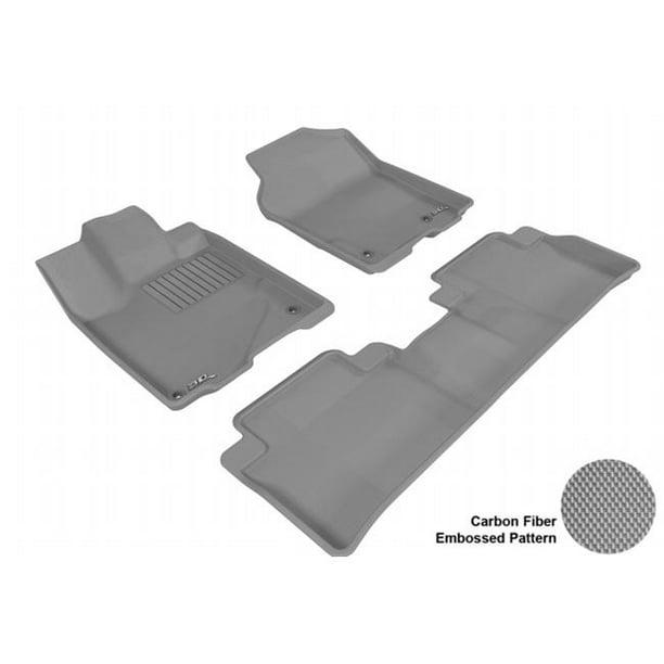 ACURA RDX 2013-2014 KAGU GRAY R1 R2 Floor Mat