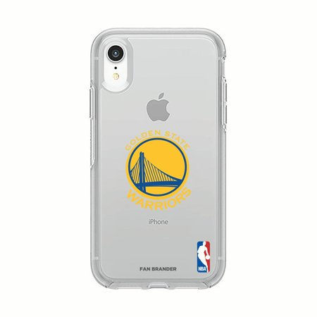 Golden State Warriors OtterBox Clear Primary Logo iPhone Case ()