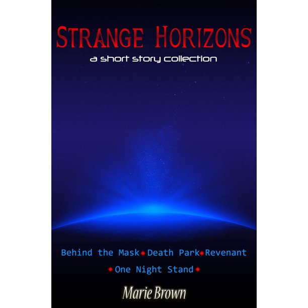 Strange Horizons: a short story collection - eBook