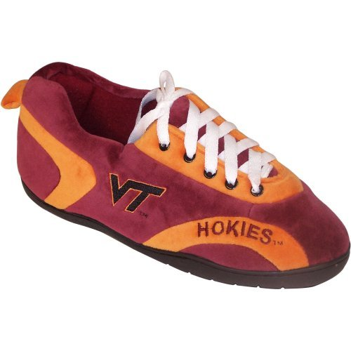 Comfy Feet NCAA All Around Slippers - Virginia Tech Hokies