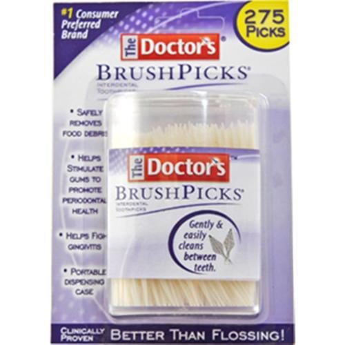 The Doctor's BrushPicks 275 each (Pack of 2)