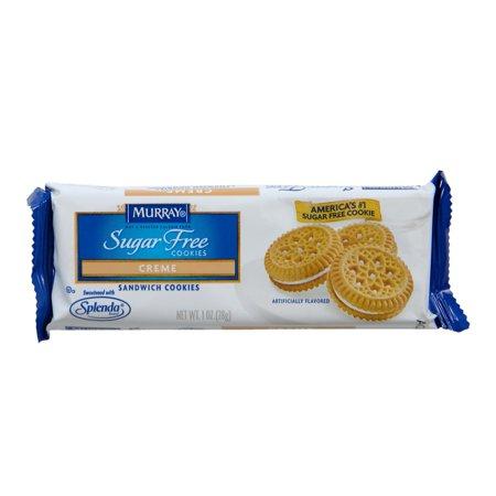 120 Packs: Cookie Keebler Sugar Free Creme Single Serve, 1 Oz (Ideas For Halloween Sugar Cookies)