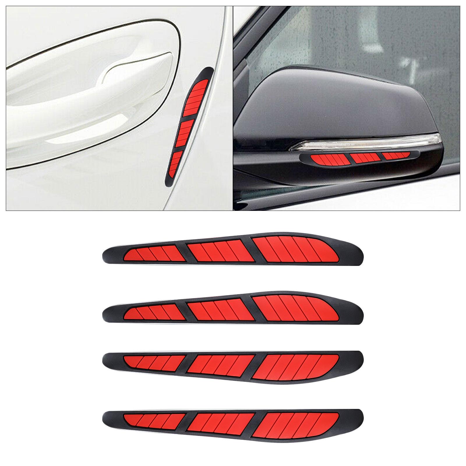 EEEkit 4Pcs/Set Auto Car Door Edge Guard