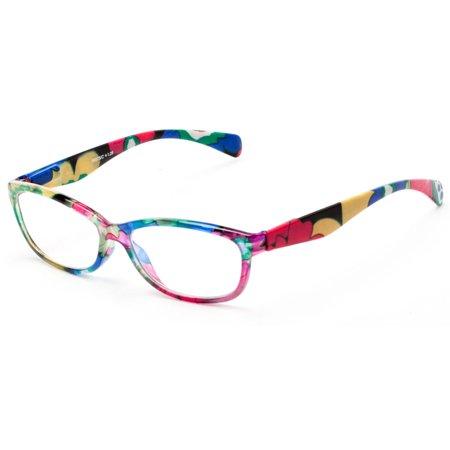 Readers.com The Vivienne +2.75 Pink Floral Multi Reading (Glasses Com Review)