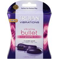 b1d8c9b53 Product Image Trojan Vibrating Bullet Massager