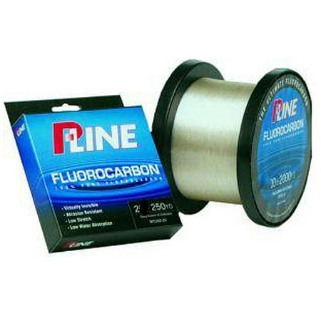 P-Line Soft Fluorocarbon Fishing Line