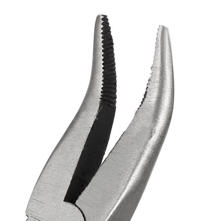 126mm Length Plastic Coated Nonslip Handle External Bent Circlip Plier - image 2 of 3