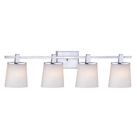 Craftsman Bathroom Fixtures (Dolan Designs 3784 4-Light Down Lighting Bathroom Fixture from the Ellipse Collection )