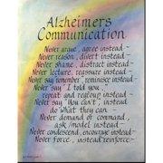 LPG Greetings Alzheimers Communication Textual Art
