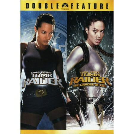 Lara Croft Tomb Raider Lara Croft Tomb Raider The Cradle Of Life Dvd