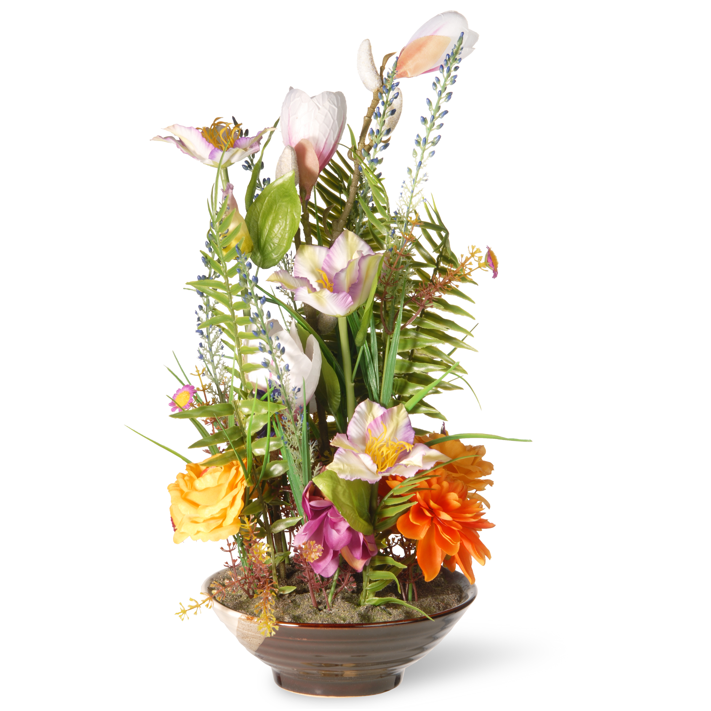 Potted Floral Assortment