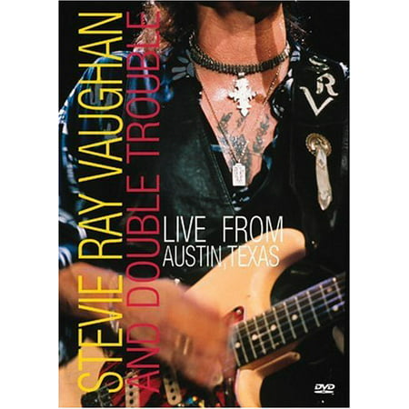Stevie Ray Vaughan and Double Trouble: Live From Austin, Texas (DVD)