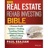 The Real Estate Rehab Investing Bible (Paperback)