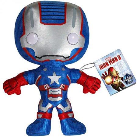 Funko Iron Man 3 Funko 5 Inch Plushies Iron Patriot 5