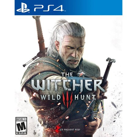 The Witcher 3: Wild Hunt, Warner Bros, Playstation 4 (Witcher 3 Best Place To Sell)