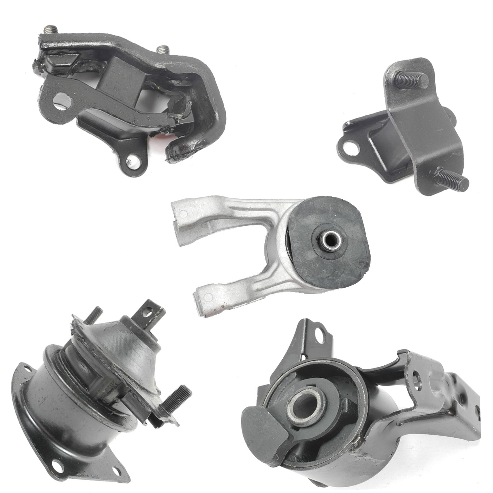 Motor /& Transmission Mount Kit Set For 2005-2006 Honda Odyssey 3.5L VTEC EX// LX