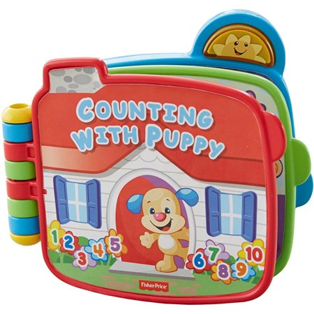 fisher-price laugh & learn counting with puppy