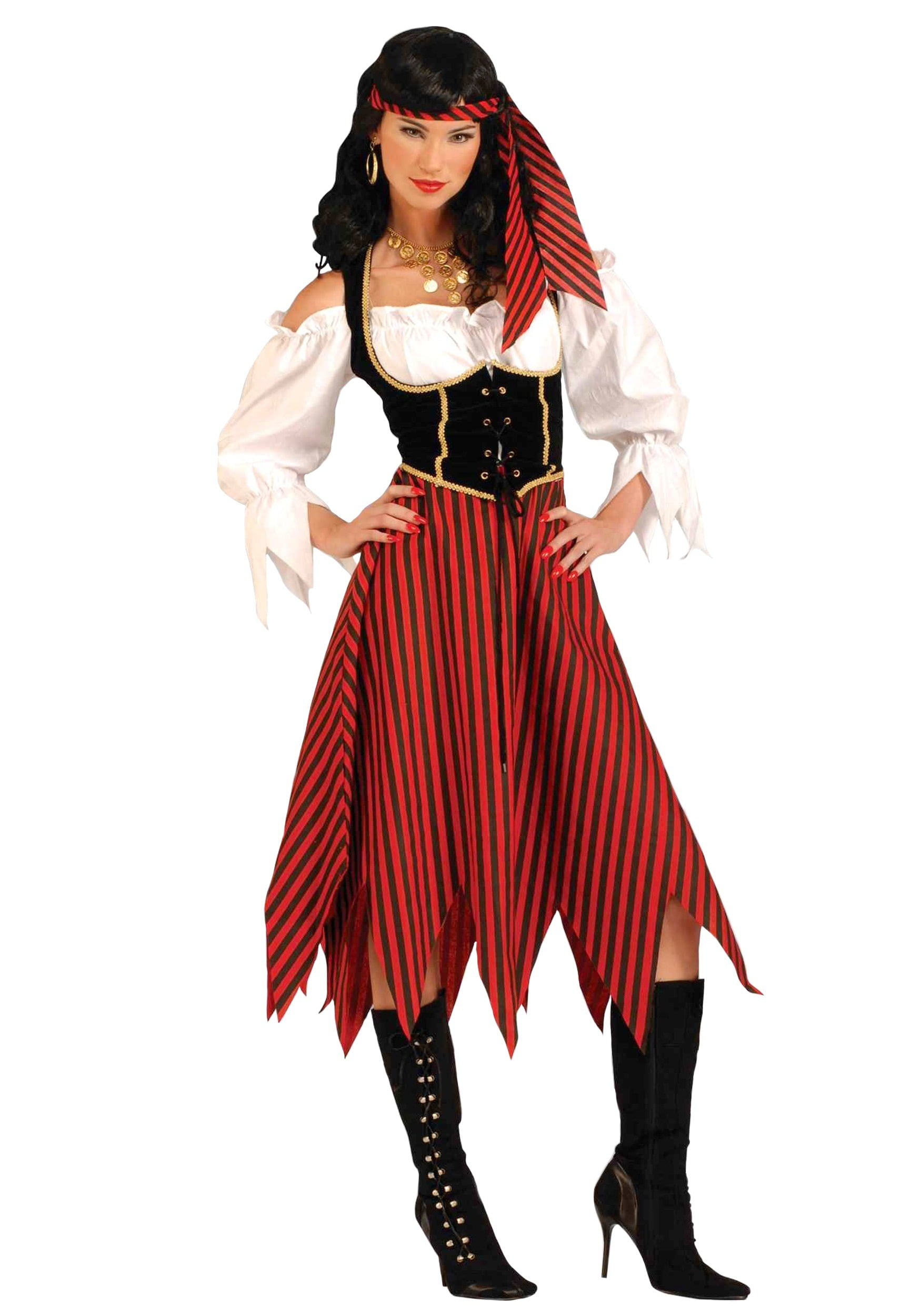 Adult Pirate Maiden Costume by Forum Novelties, Inc