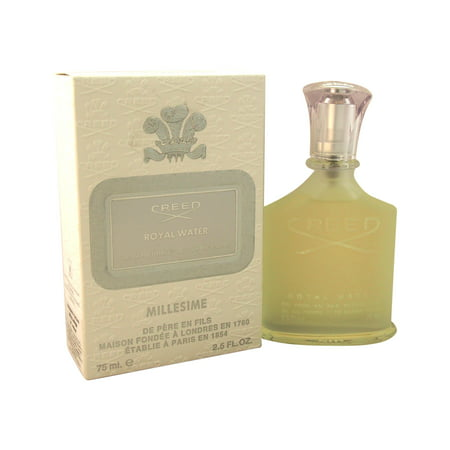 Creed Royal Water By Creed For Unisex   2 5 Oz Edt Spray