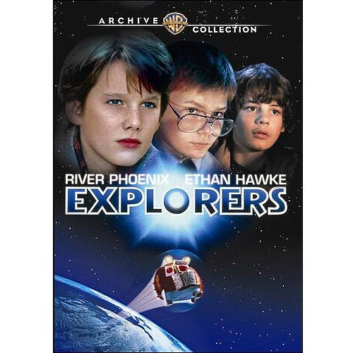 Explorers (Warner Brothers Digital Dist./ Archive Collection/ On Demand DVD-R)