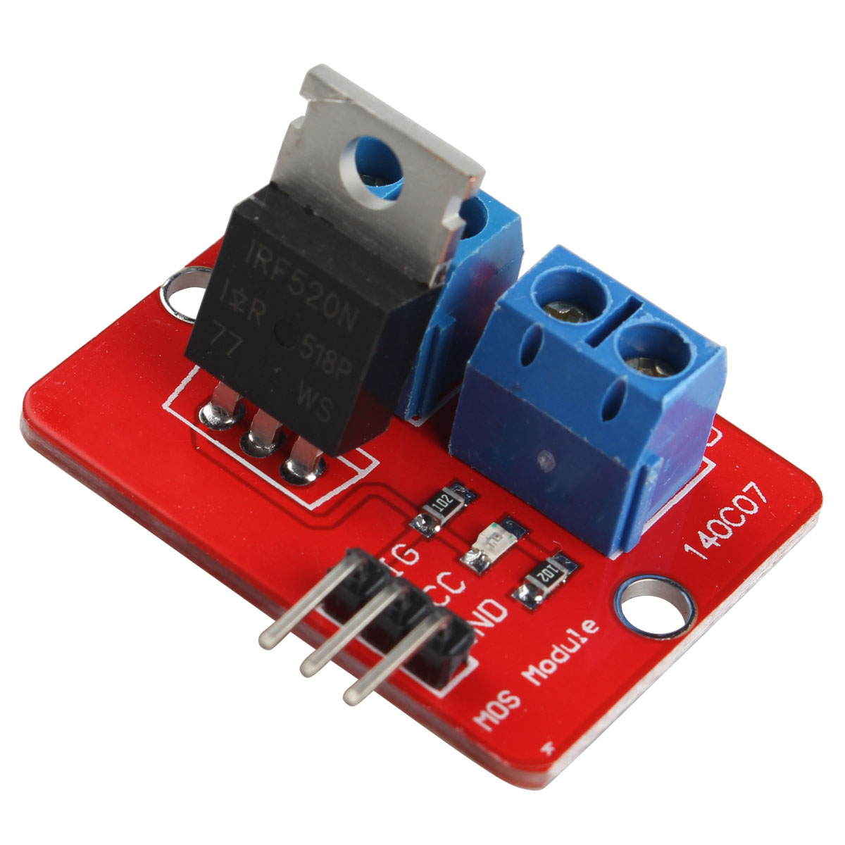 3.3V / 5V Drive Module Board for Arduino, MCU, ARM, Raspberry Pie
