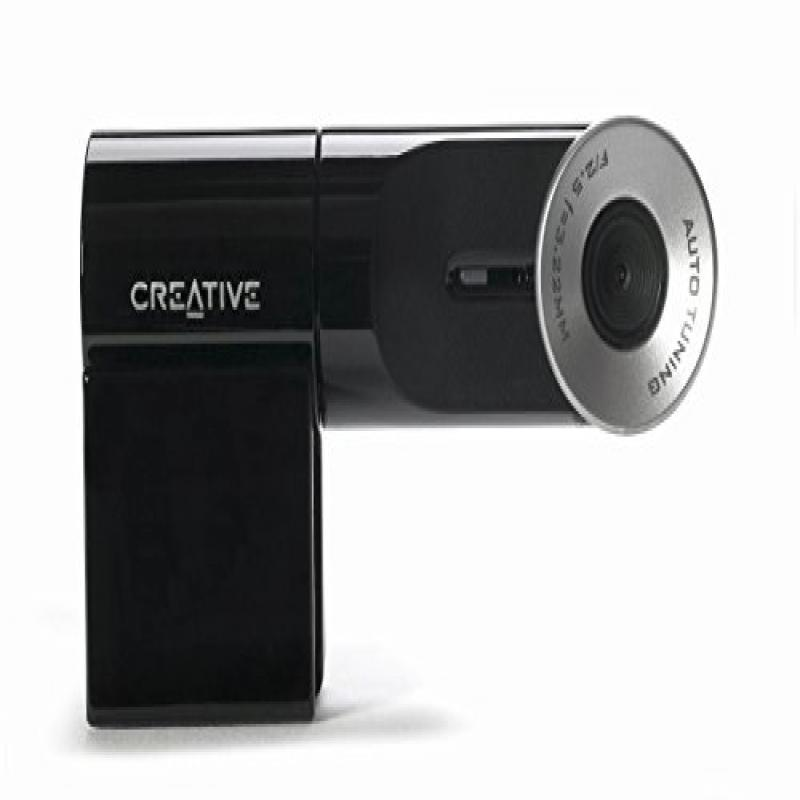 Creative Labs VF0400 Live! Cam Notebook Pro 1.3 MP Web Cam for Notebooks