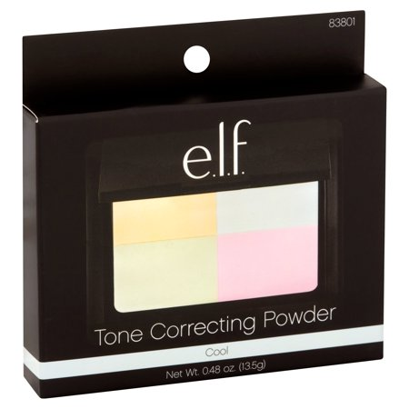 e.l.f. Cosmetics Tone Correcting Powder, Cool](Elf Nakeup)