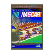 The History of Nascar by BIOGRAPHY SOFTWARE